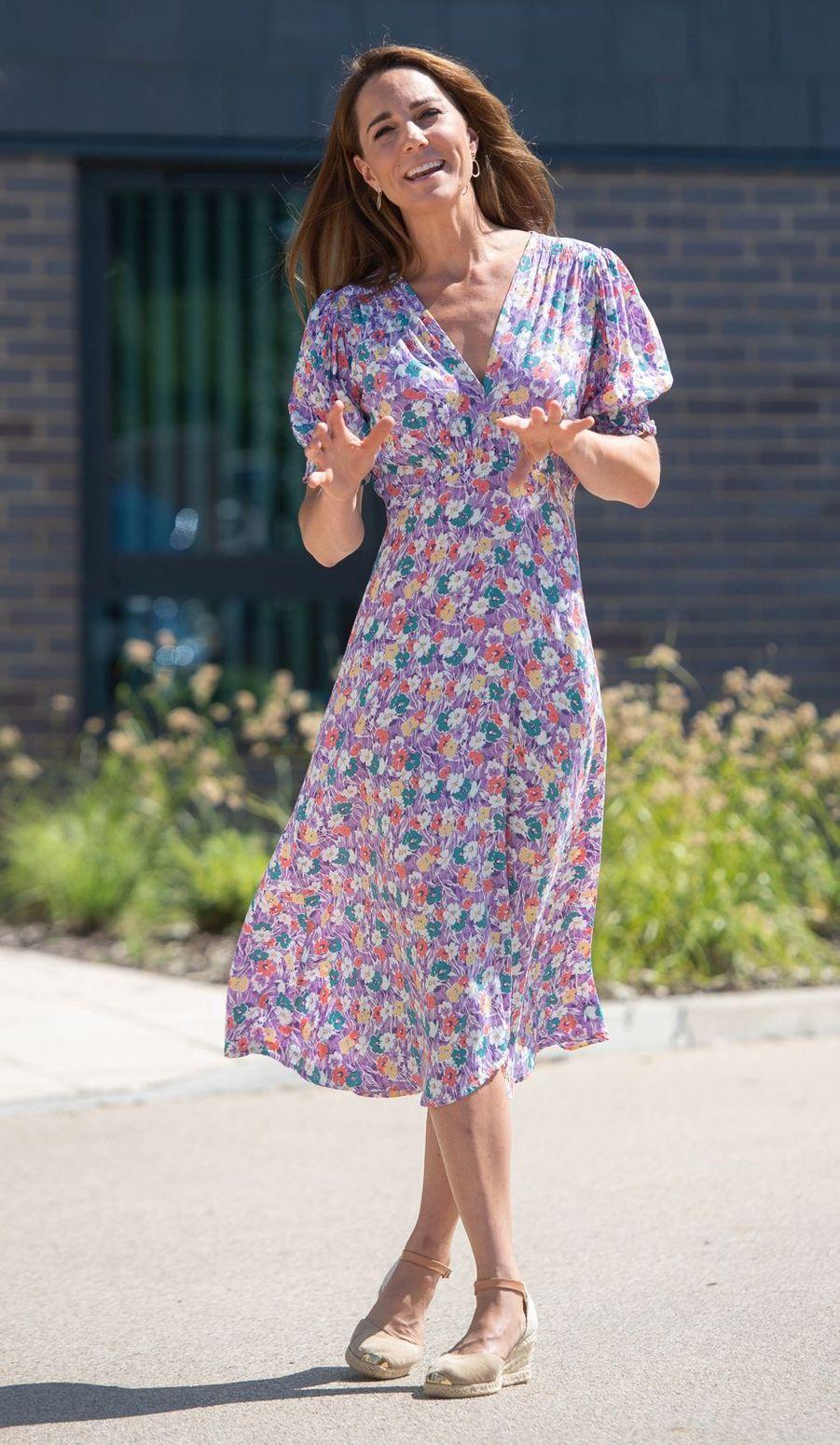 Kate Middleton, le 27 juin 2020