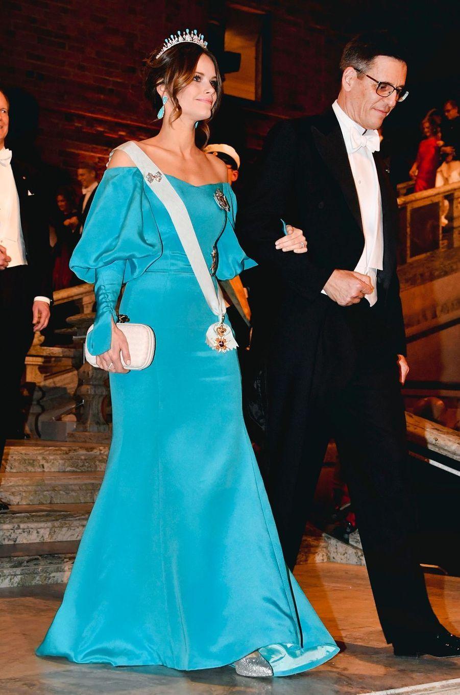 La princesse Sofia de Suède, à Stockholm le 10 décembre 2019