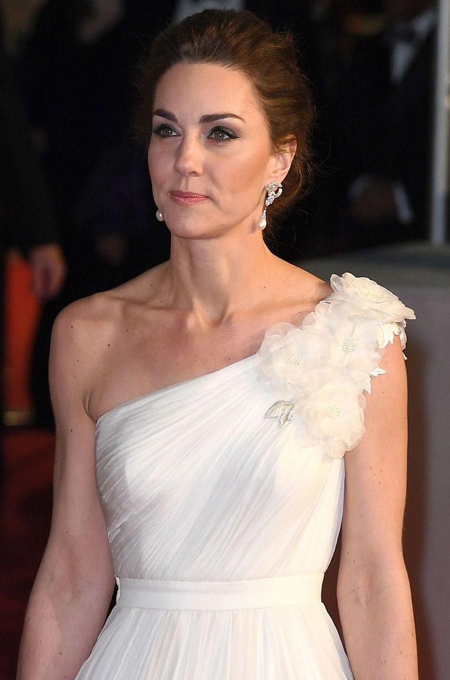 La duchesse de Cambridge, le 10 février 2019 à Londres