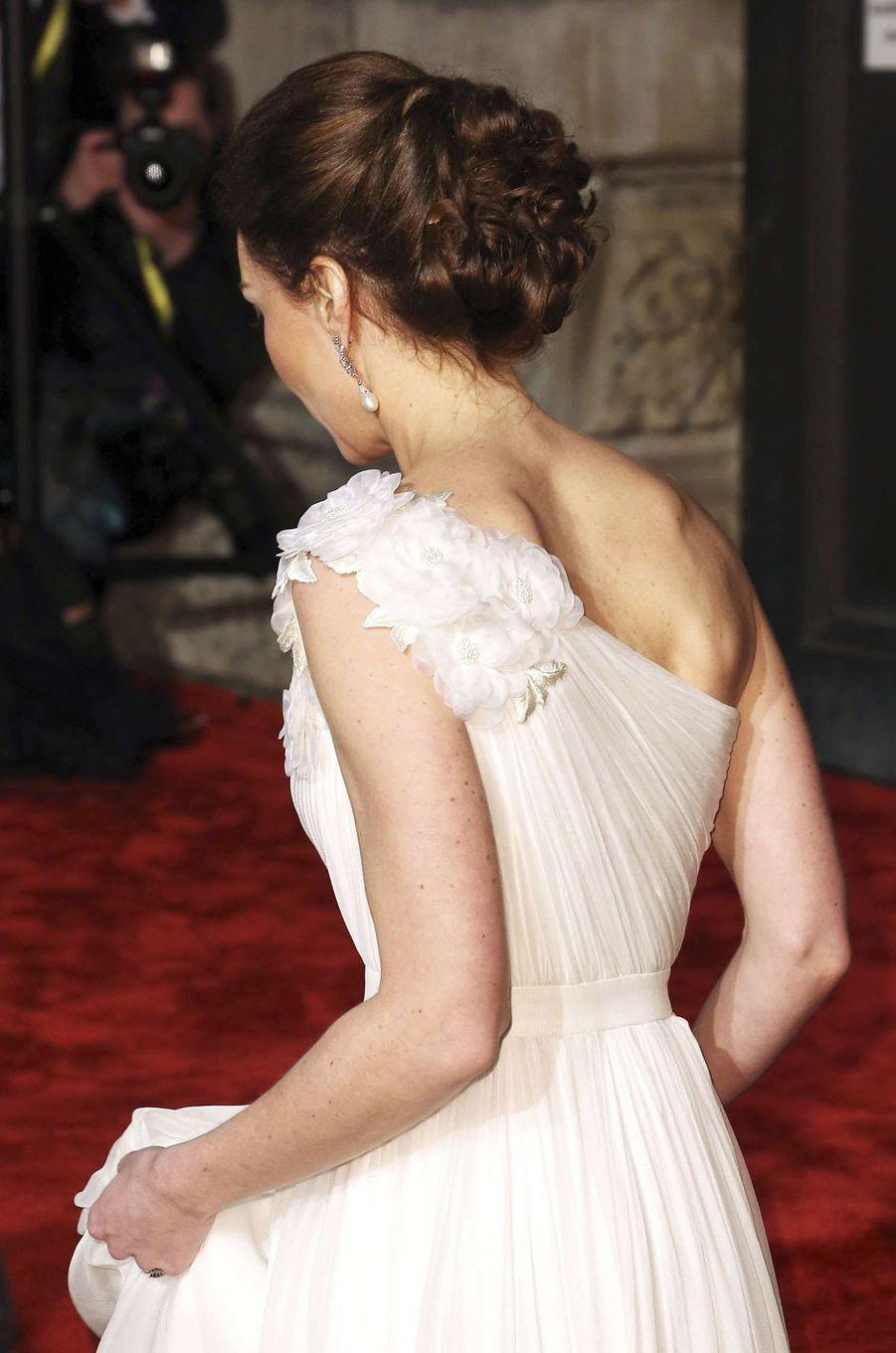 Kate Middleton, le 10 février 2019 à Londres