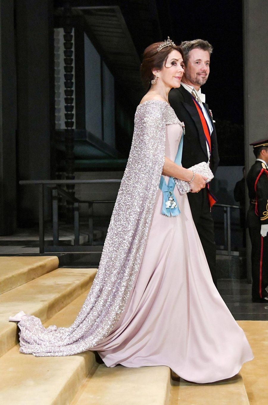 La princesse Mary de Danemark, à Tokyo le 22 octobre 2019