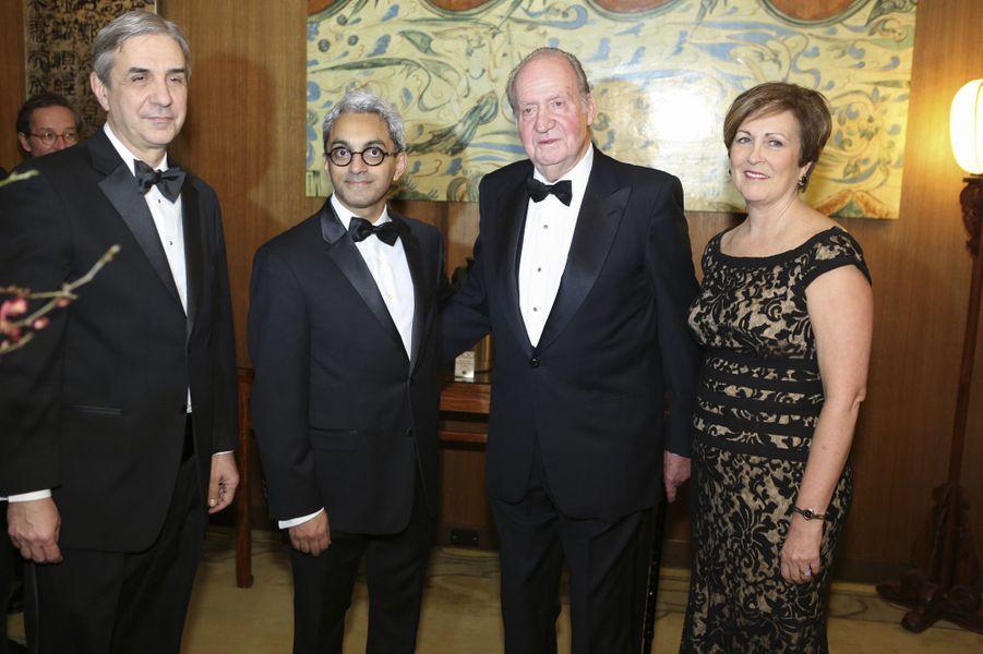 Juan Carlos à Washington