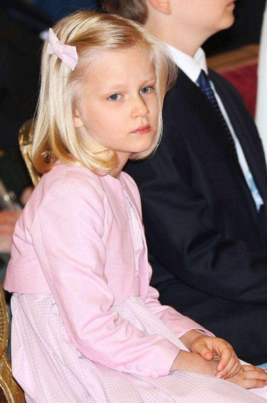 La princesse Eléonore de Belgique
