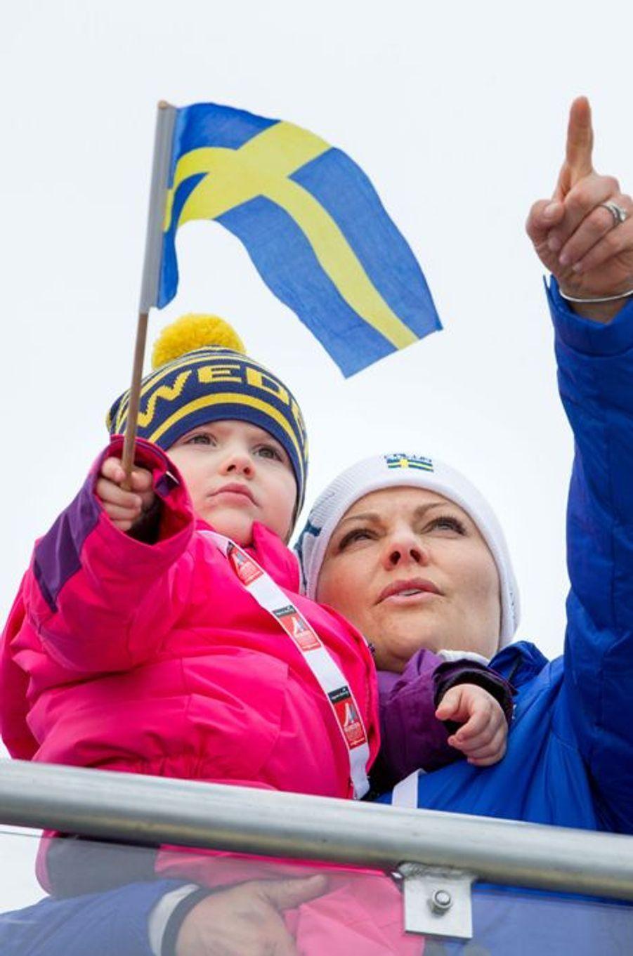 La princesse Estelle de Suède