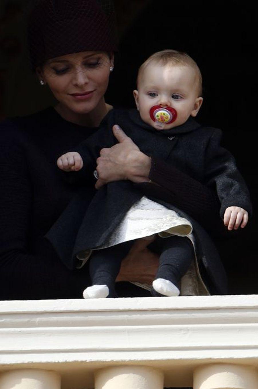 La princesse Gabriella de Monaco