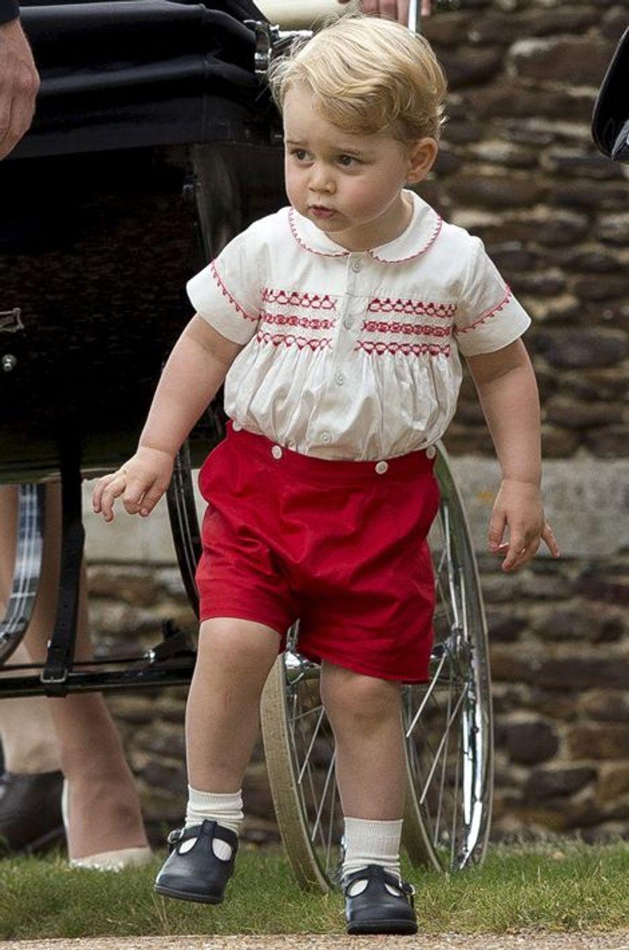 Le prince George du Royaume-Uni