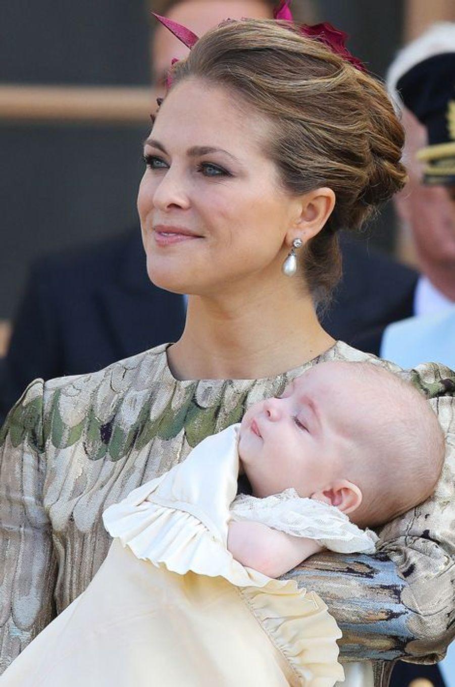 Le prince Nicolas de Suède