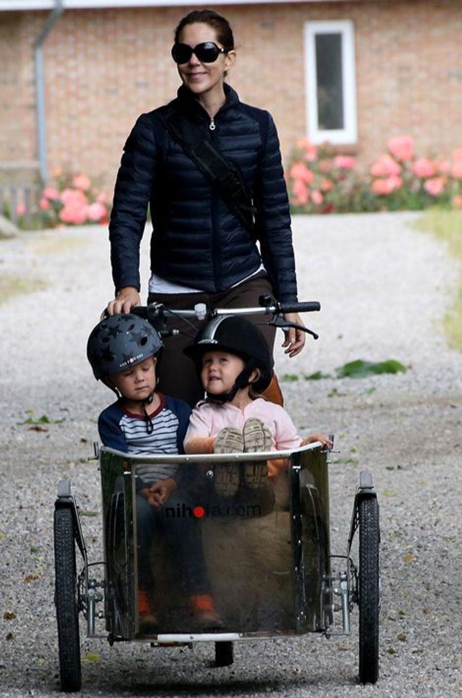 Le prince Vincent et la princesse Joséphine de Danemark
