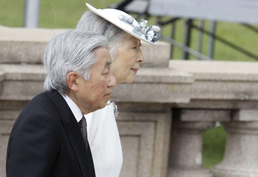 Akihito, son geste symbolique pour l'Histoire