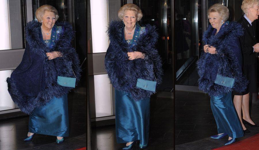 Beatrix élégante...