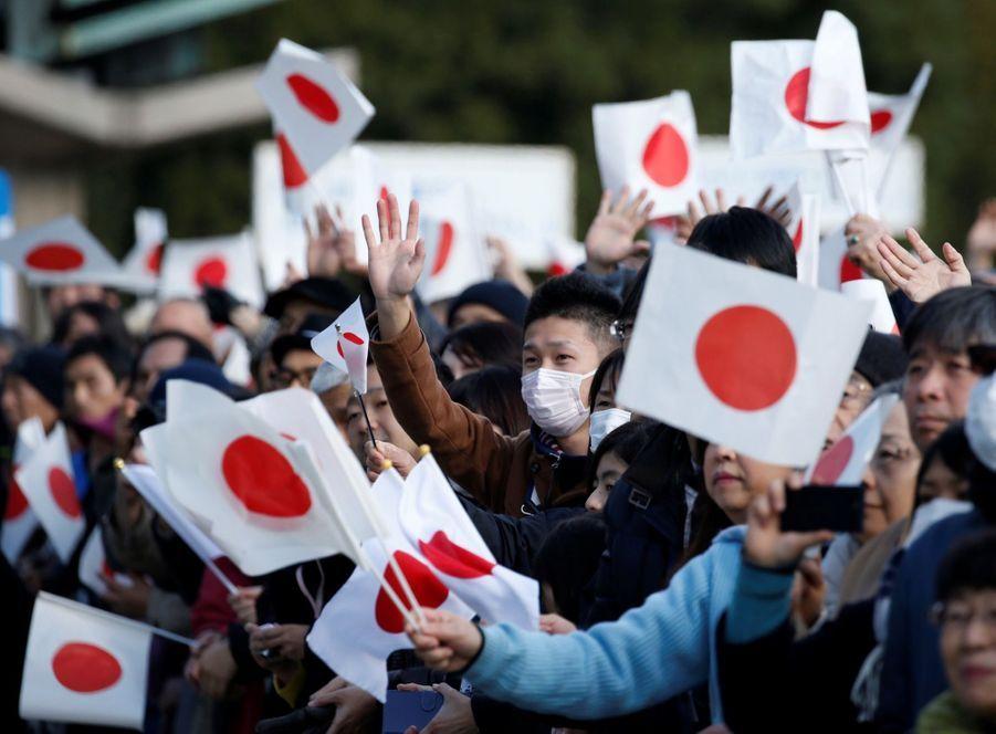 La Famille Impériale Du Japon Présente Ses Voeux 10