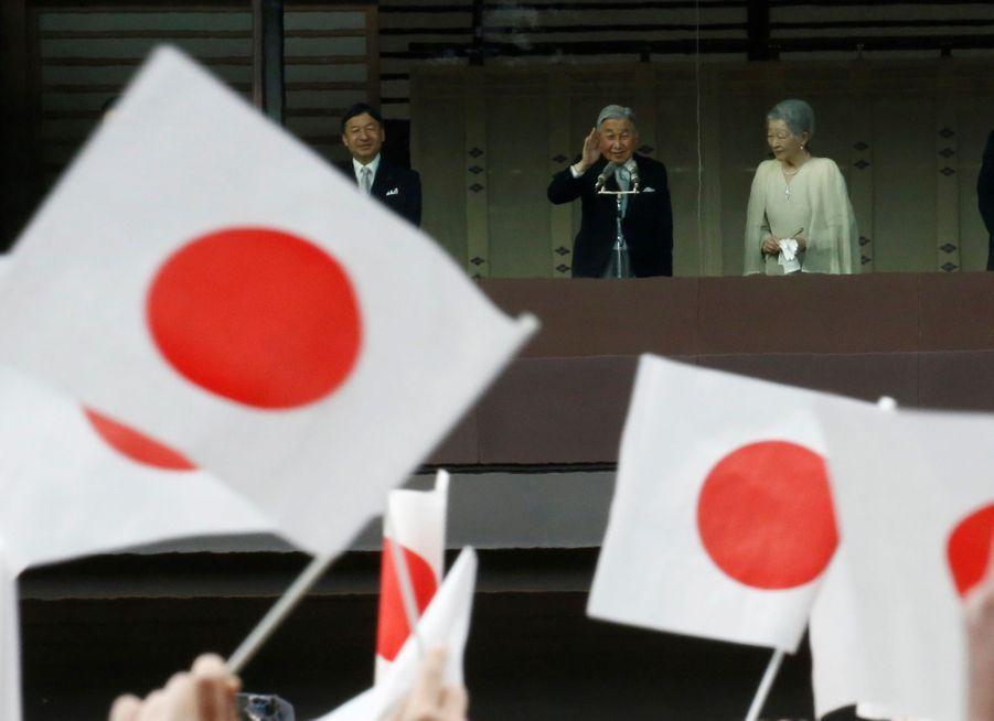 La Famille Impériale Du Japon Présente Ses Voeux 12