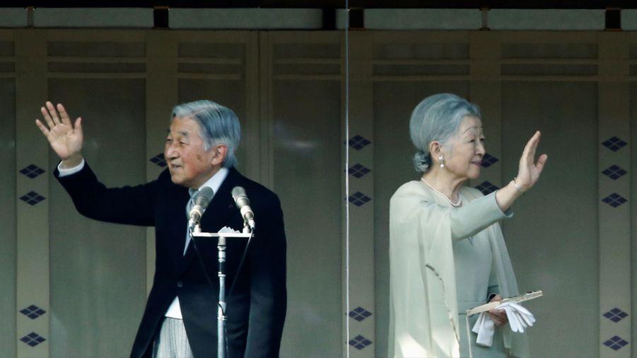 La Famille Impériale Du Japon Présente Ses Voeux 13