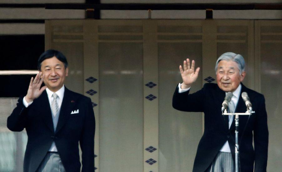 La Famille Impériale Du Japon Présente Ses Voeux 14