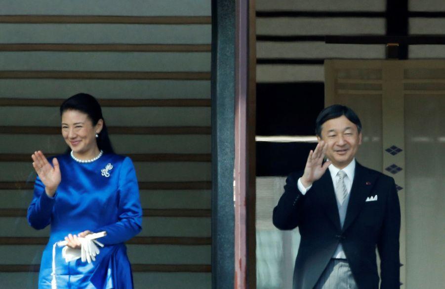 La Famille Impériale Du Japon Présente Ses Voeux 19