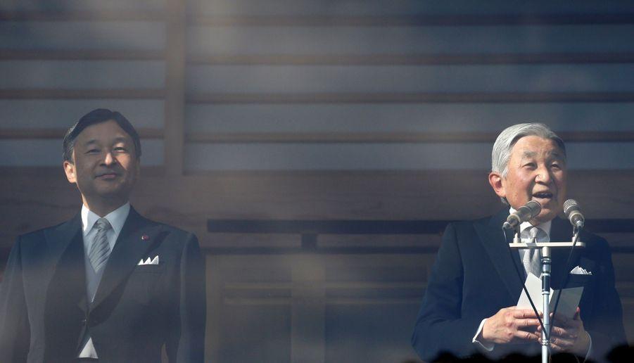 La Famille Impériale Du Japon Présente Ses Voeux 8