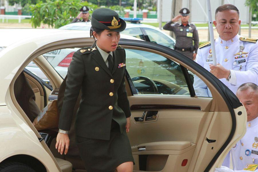 La princesse Sirivannavari Nariratana de Thaïlande à Bangkok, le 30 mai 2012