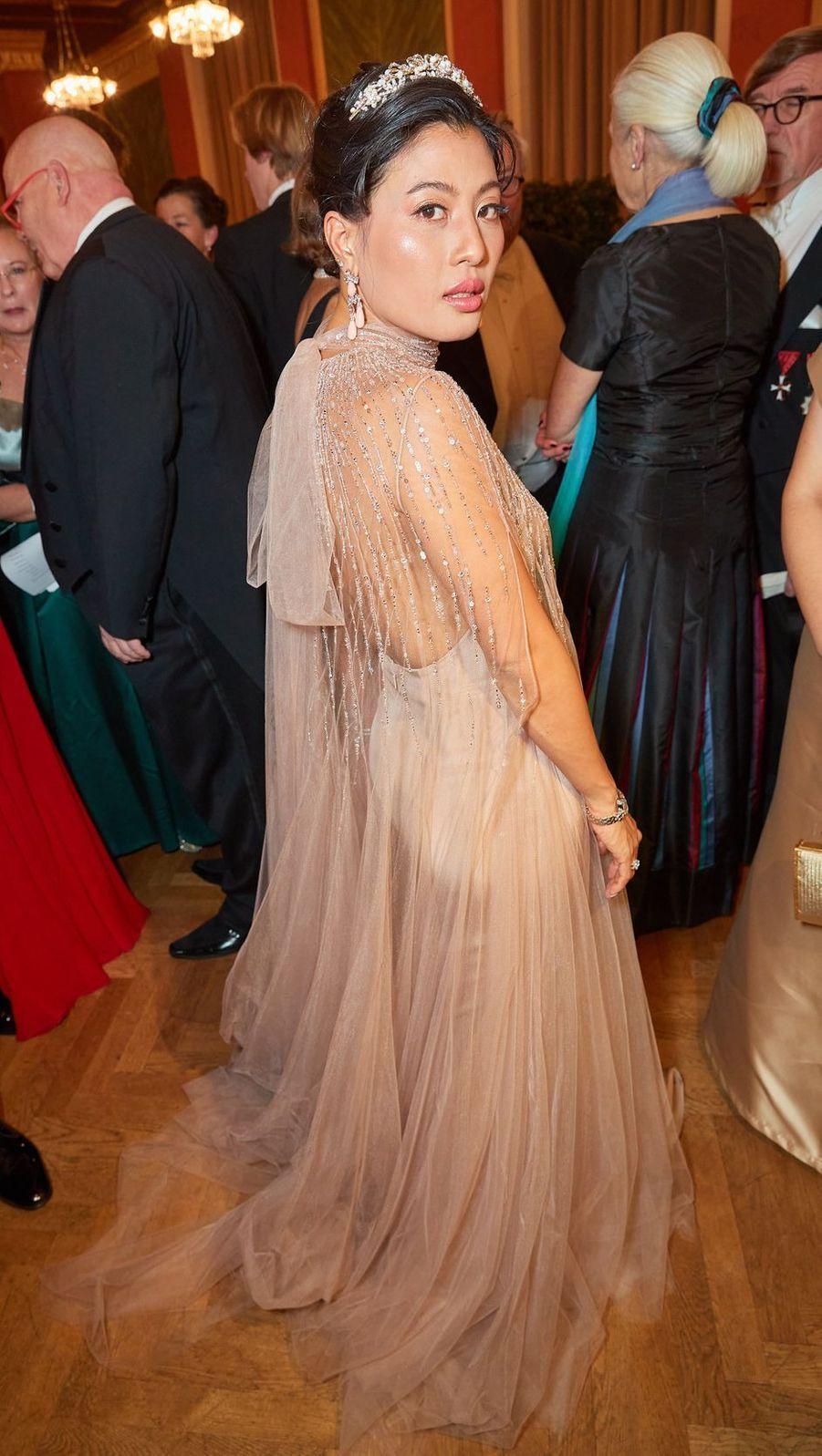 La princesse Sirivannavari Nariratana de Thaïlande à Vienne, le 23 janvier 2020