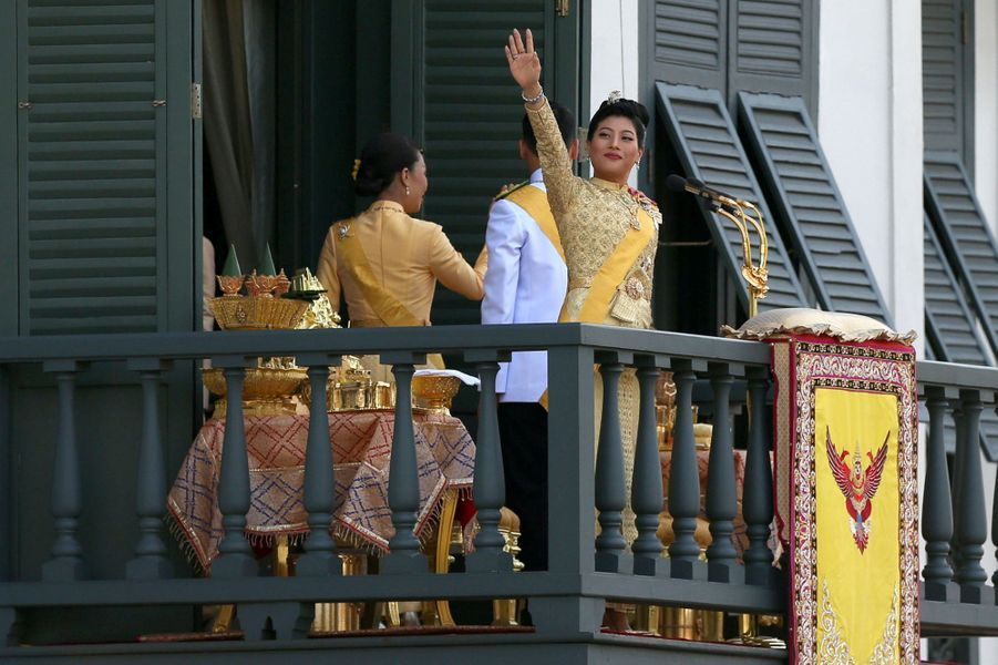La princesse Sirivannavari Nariratana de Thaïlande à Bangkok, le 6 mai 2019