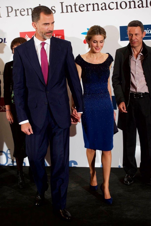 Letizia et Felipe, les rois d'El Mundo