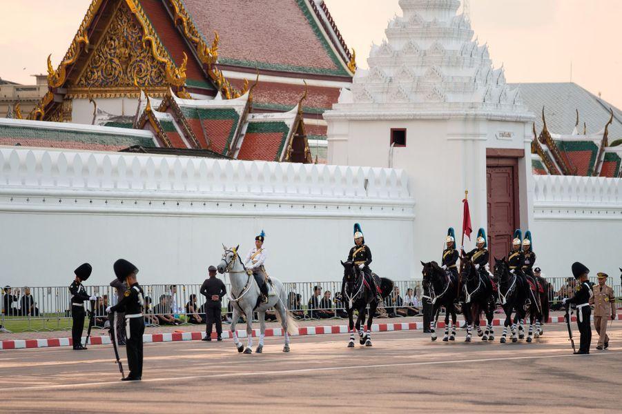 La princesse Sirivannavari Nariratana de Thaïlande à Bangkok, le 22 octobre 2017