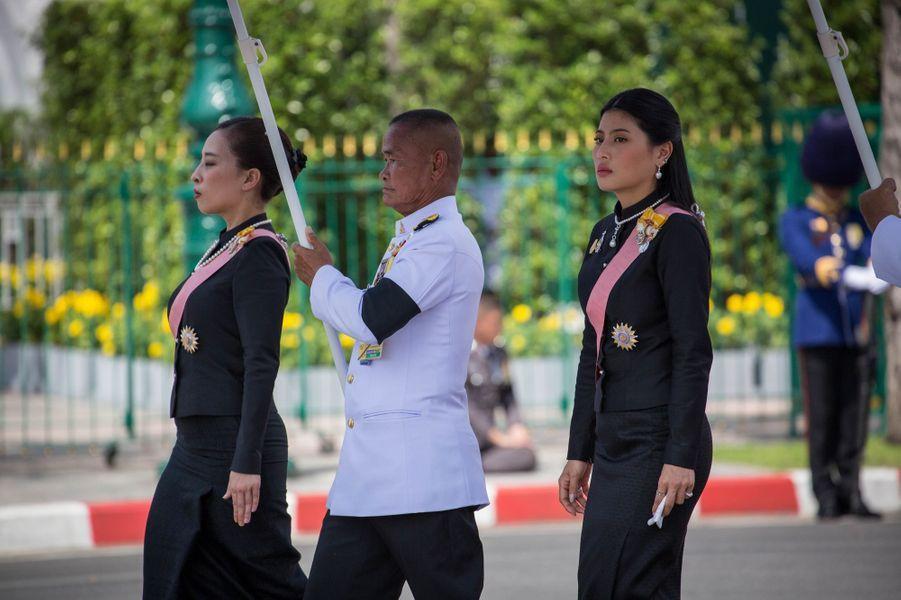 La princesse Sirivannavari Nariratana de Thaïlande à Bangkok, le 27 octobre 2017