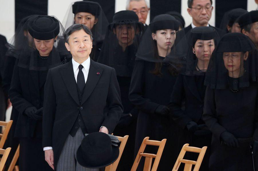 La famille impériale du Japon à Tokyo, le 4 novembre 2016