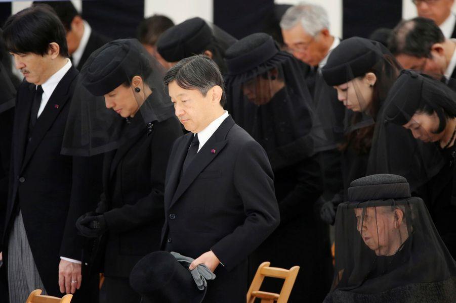 Les princesses Yuriko et Masako du Japon et les princes Naruhito et Fumihito d'Akishino à Tokyo, le 4 novembre 2016