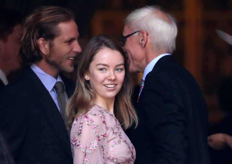 Le Mariage Du Prince Ernst August De Hanovre Et Ekaterina Malysheva, Le Samedi 8 Juillet 2017 À Hanovre 1
