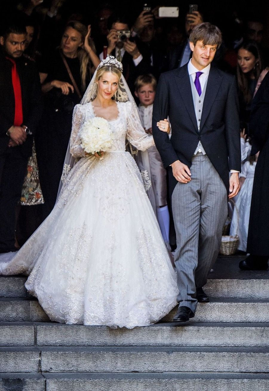 Le Mariage Du Prince Ernst August De Hanovre Et Ekaterina Malysheva, Le Samedi 8 Juillet 2017 À Hanovre 10