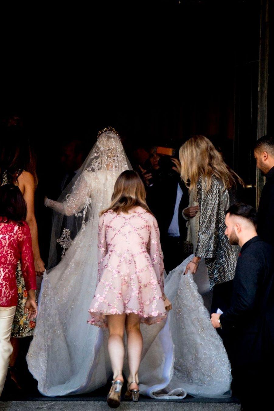Le Mariage Du Prince Ernst August De Hanovre Et Ekaterina Malysheva, Le Samedi 8 Juillet 2017 À Hanovre 12