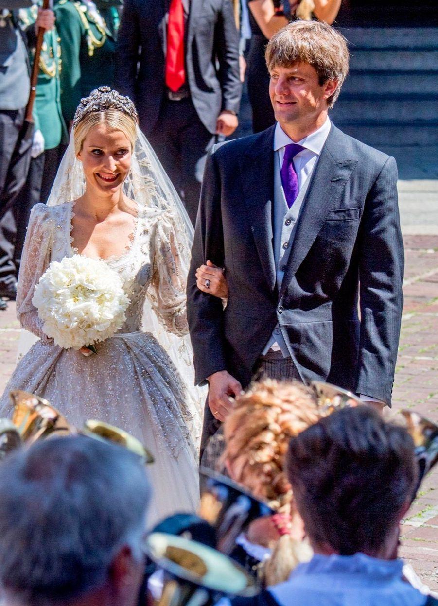 Le Mariage Du Prince Ernst August De Hanovre Et Ekaterina Malysheva, Le Samedi 8 Juillet 2017 À Hanovre 17
