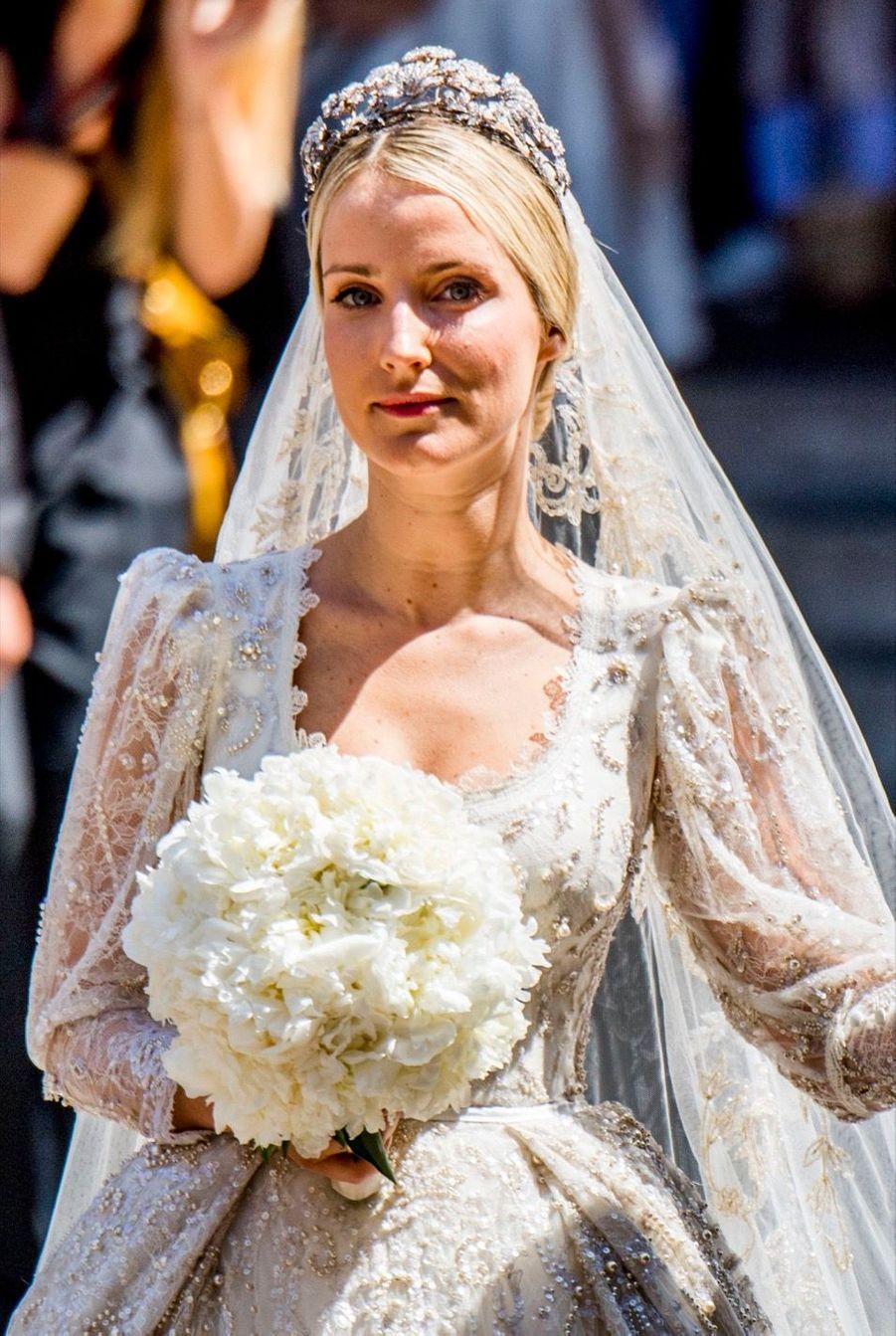 Le Mariage Du Prince Ernst August De Hanovre Et Ekaterina Malysheva, Le Samedi 8 Juillet 2017 À Hanovre 18