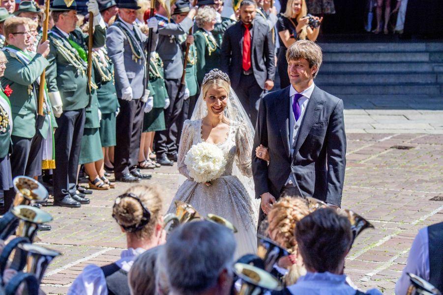 Le Mariage Du Prince Ernst August De Hanovre Et Ekaterina Malysheva, Le Samedi 8 Juillet 2017 À Hanovre 19