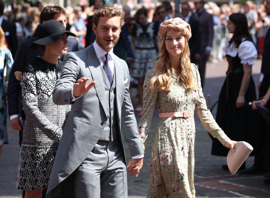 Le Mariage Du Prince Ernst August De Hanovre Et Ekaterina Malysheva, Le Samedi 8 Juillet 2017 À Hanovre 2