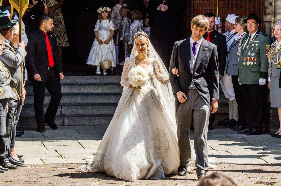 Le Mariage Du Prince Ernst August De Hanovre Et Ekaterina Malysheva, Le Samedi 8 Juillet 2017 À Hanovre 20