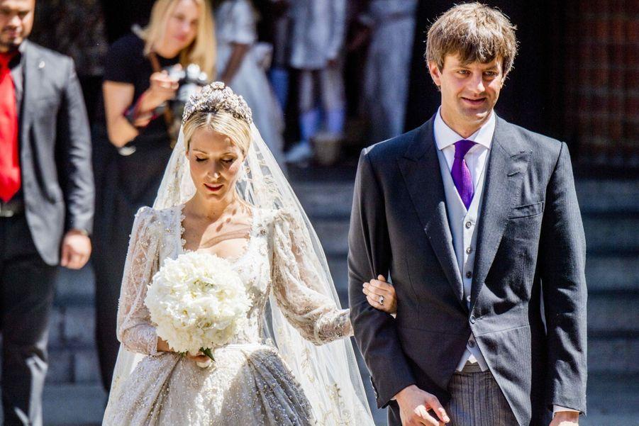 Le Mariage Du Prince Ernst August De Hanovre Et Ekaterina Malysheva, Le Samedi 8 Juillet 2017 À Hanovre 21