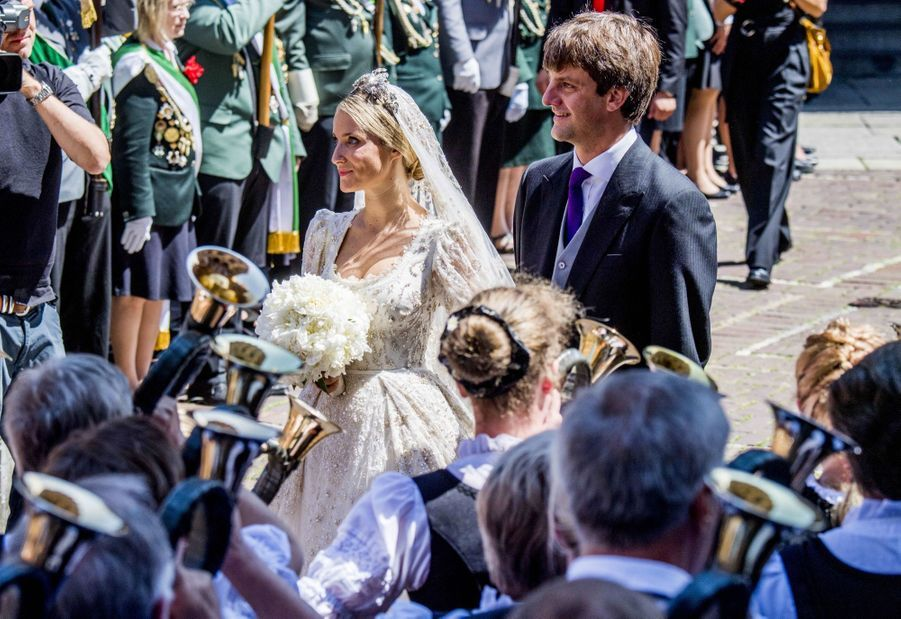 Le Mariage Du Prince Ernst August De Hanovre Et Ekaterina Malysheva, Le Samedi 8 Juillet 2017 À Hanovre 22