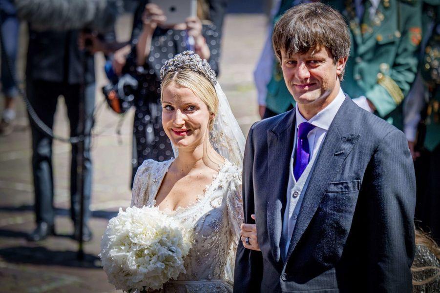 Le Mariage Du Prince Ernst August De Hanovre Et Ekaterina Malysheva, Le Samedi 8 Juillet 2017 À Hanovre 24