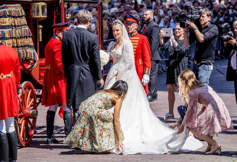 Le Mariage Du Prince Ernst August De Hanovre Et Ekaterina Malysheva, Le Samedi 8 Juillet 2017 À Hanovre 26