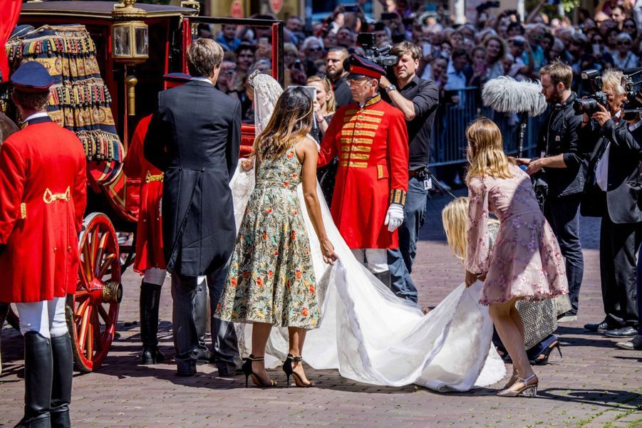 Le Mariage Du Prince Ernst August De Hanovre Et Ekaterina Malysheva, Le Samedi 8 Juillet 2017 À Hanovre 27
