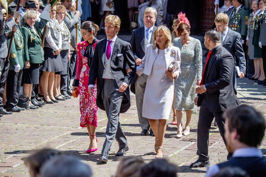 Le Mariage Du Prince Ernst August De Hanovre Et Ekaterina Malysheva, Le Samedi 8 Juillet 2017 À Hanovre 28