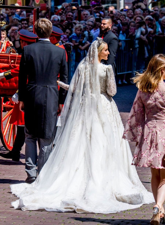Le Mariage Du Prince Ernst August De Hanovre Et Ekaterina Malysheva, Le Samedi 8 Juillet 2017 À Hanovre 31