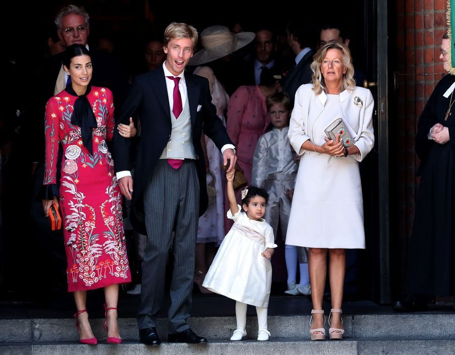 Le Mariage Du Prince Ernst August De Hanovre Et Ekaterina Malysheva, Le Samedi 8 Juillet 2017 À Hanovre 5