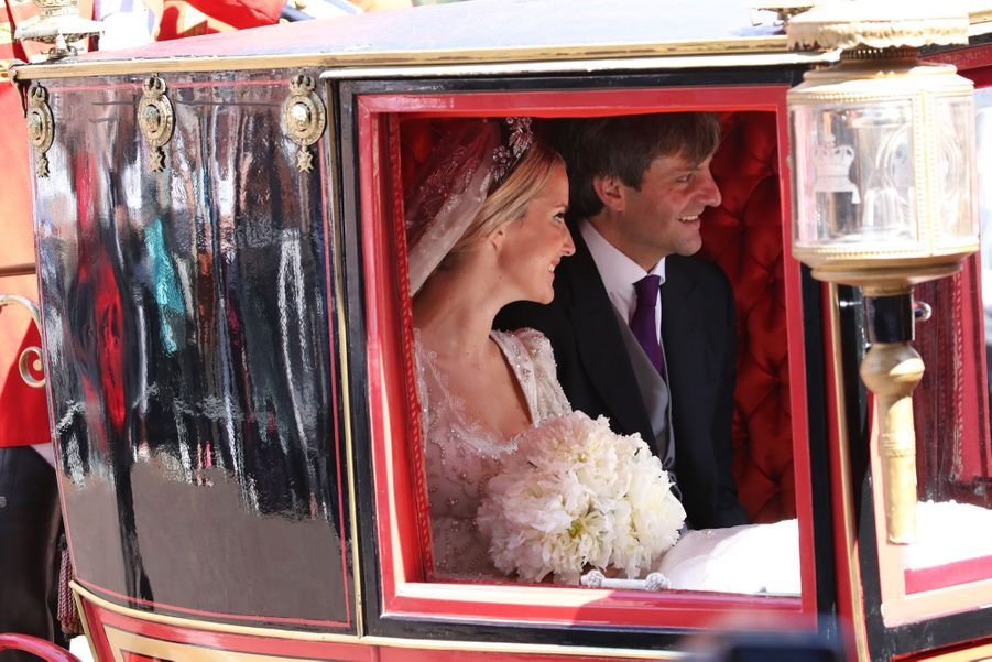 Le Mariage Du Prince Ernst August De Hanovre Et Ekaterina Malysheva, Le Samedi 8 Juillet 2017 À Hanovre 7