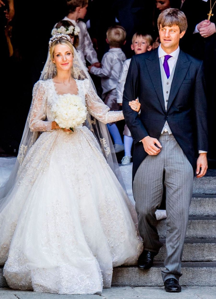 Le Mariage Du Prince Ernst August De Hanovre Et Ekaterina Malysheva, Le Samedi 8 Juillet 2017 À Hanovre 8