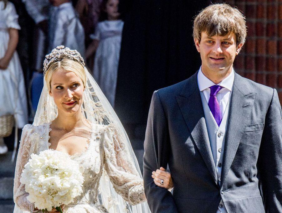 Le Mariage Du Prince Ernst August De Hanovre Et Ekaterina Malysheva, Le Samedi 8 Juillet 2017 À Hanovre 9