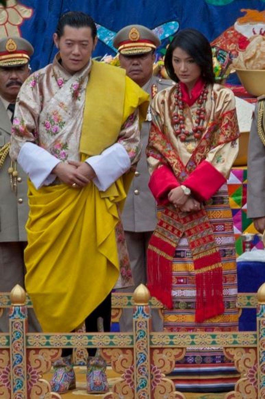 En habits traditionnels