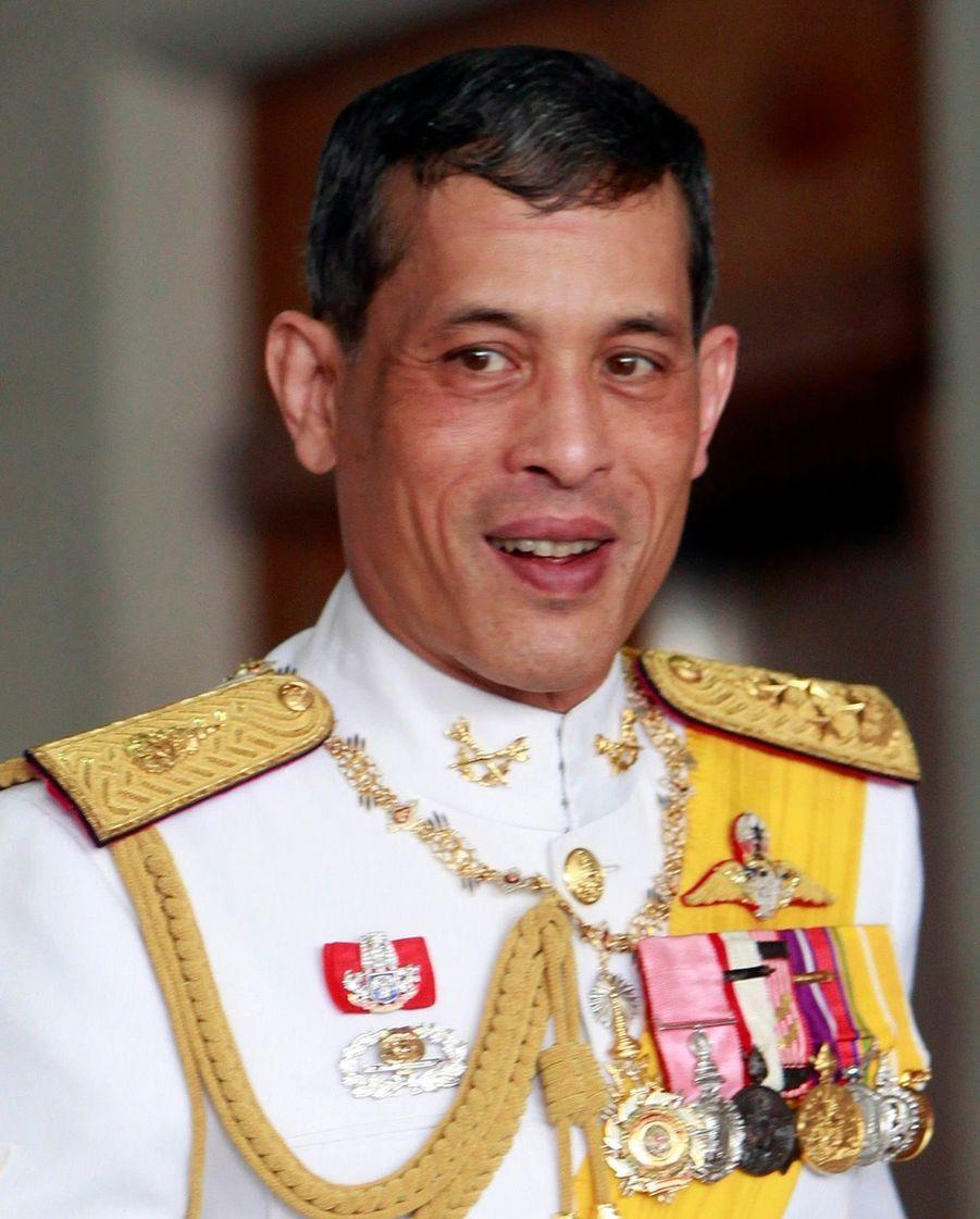 Le prince héritier de Thaïlande Maha Vajiralongkorn à Bangkok en décembre 2009.