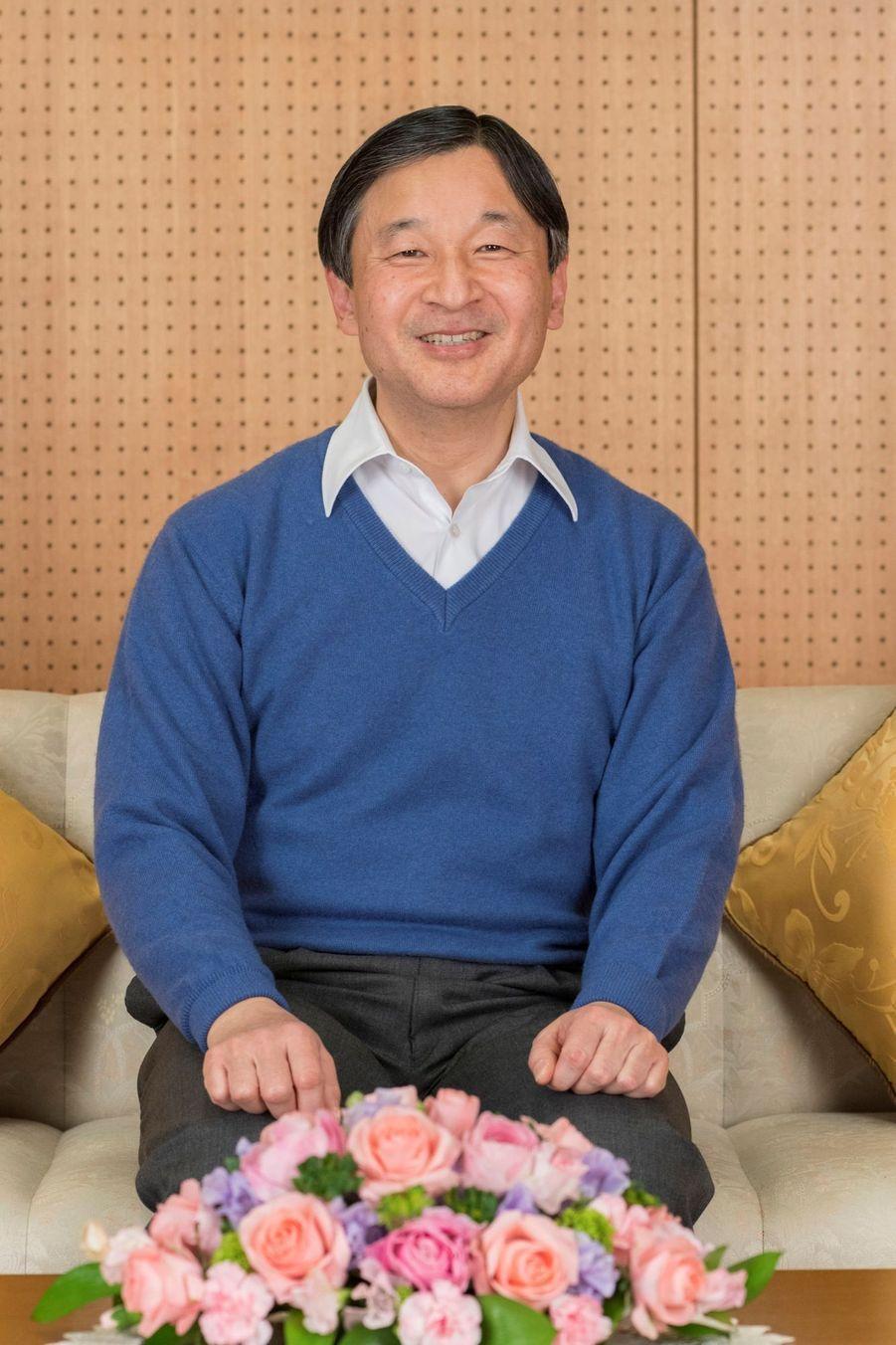 Naruhito, le prince héritier du Japon